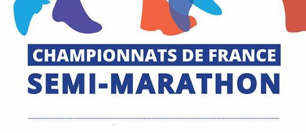 Semaine de régénération avant le Chpt de France de semi-marathon