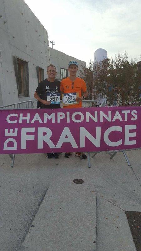 CHAMPIONNAT DE FRANCE DU 10KM AUBAGNE 22.10.2017
