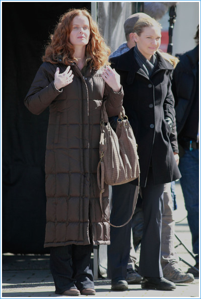 FRINGE - ON SET #2