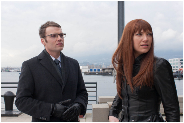 "FRINGE - PHOTO PROMO : ""The Consultant"""