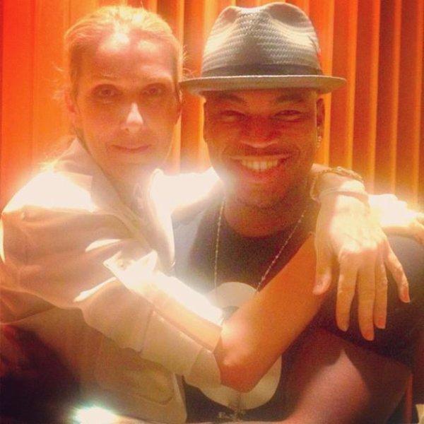 Celine e Ney-o