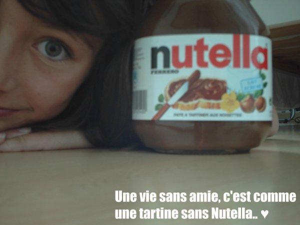 Nutella. ♥