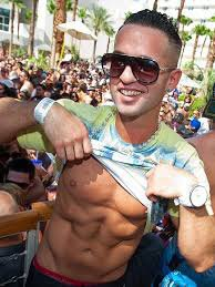 Mike Jersey Shore