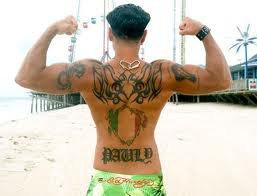 Pauly D jersey shore