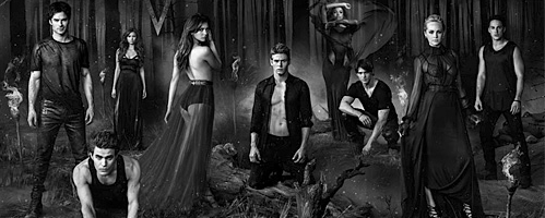 Bienvenue sur votre nouveau RPG consacré à la série The Vampire Diaries
