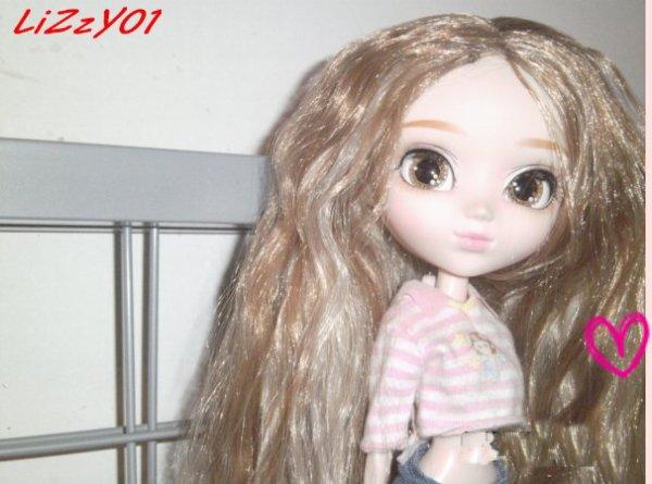 Première Séance Photo De Lola ♥