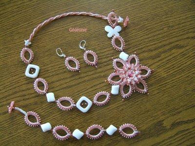 bracelet et parure