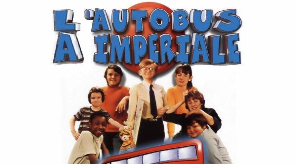 L'AUTOBUS A IMPERIALE par Séries TV Vintages ©