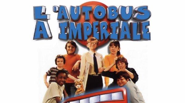 L'AUTOBUS A IMPERIALE par Séries TV Vintages ©