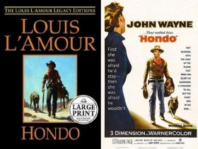 HONDO par Séries TV Vintages ©