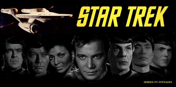 STAR TREK par Séries TV Vintages © 1