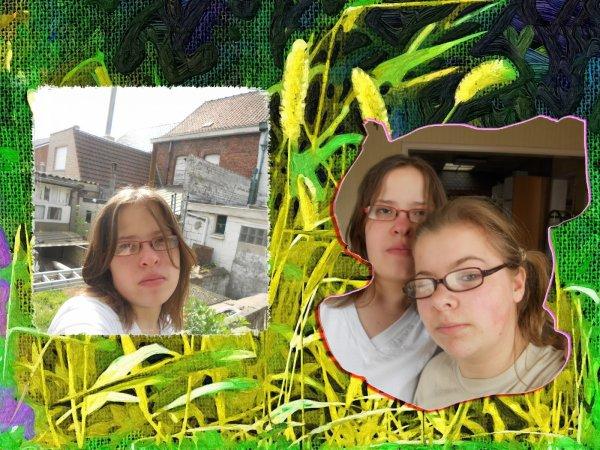 c' est moi est ma soeur jumelle sophie
