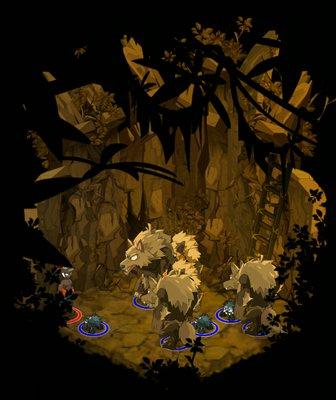 Dofus Secret : Flash infos ! Des mulous coincés dans une grotte !!