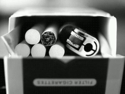 cigarette swag