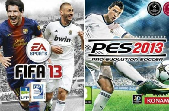 vous etez plus FIFA ou PES?