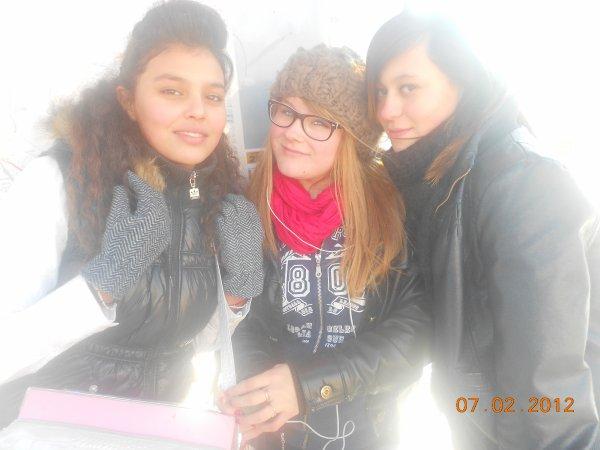 Rahma & Laurine & Morgane
