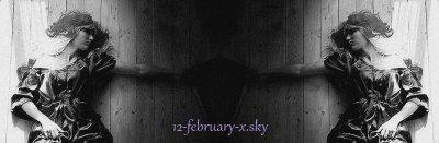 » 01 - - - - - - - - - - - - - - - - - - - - - - - -   Bienvenue sur 12-February-x
