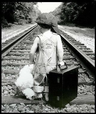 On rêves tous de partir... Mais qui aura le courage de vivre se rêves...