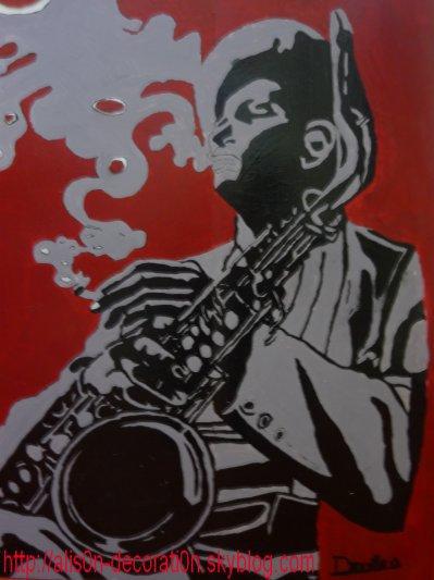 Travail n°1 - Jazzman