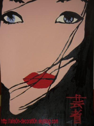 Travail n°2 - Geisha