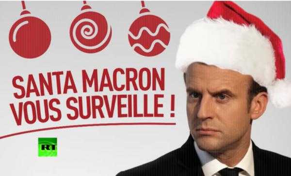 Nouvel An sous surveillance du Président vigilent