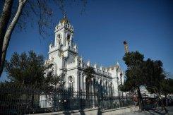 Après quelques années de répartion une église orthodoxe a réouvert ces portes