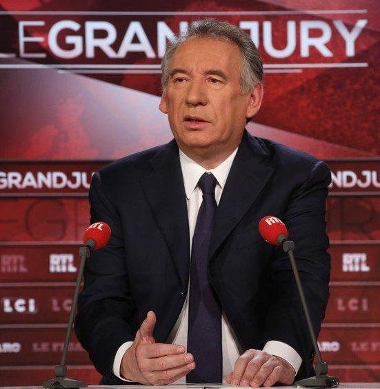 François Bayrou ne se présentera pas ...