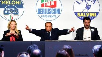 Silvio Berlusconi lance un dernier a appel avant les élections de 4 mars