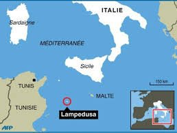 ITALIE : UN NAVIRE AVEC 177 MIGRANTS BLOQUÉS À LAMPEDUSA