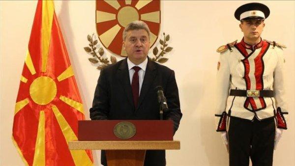 Le Président macédonien n'aura pas voté au référendum sur le nom du pays