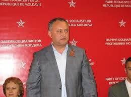 Le président moldave est suspendu de ses obligations