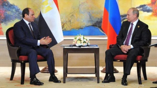 Le dirigeant égyptien en déplacement en Russie la semaine prochaine