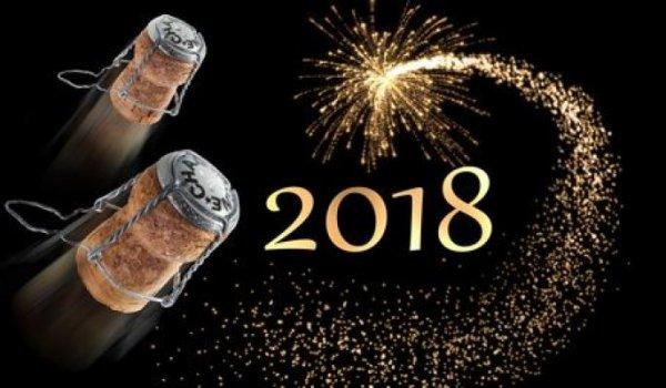 bonne année a tous pour 2018