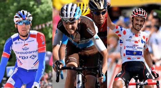 Tour de France - Alaphilippe, Bardet, Pinot... : à leur Tour !