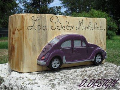 "Cox ""La Bobo Mobile"""