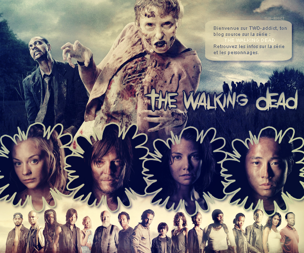 • The Walking Dead •