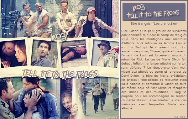 • Episodes de la saison 1 •