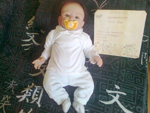 gros problème familliaux je revend avec regret mes 2 bébés reborns