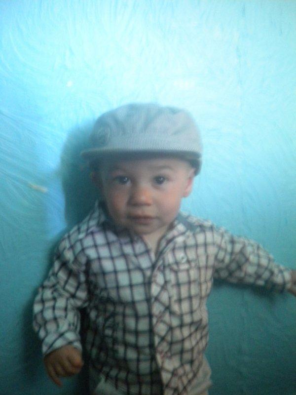 mon fils kylian