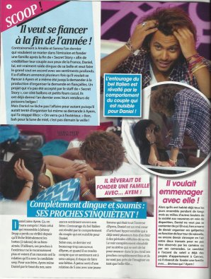 """Couverture du magazine """"Wahou"""""""