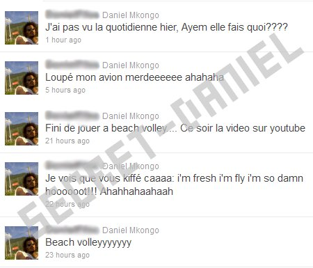 Tweets du 07/09 + Video exclusive