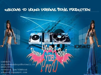 Welcome To YDBPRoD Music