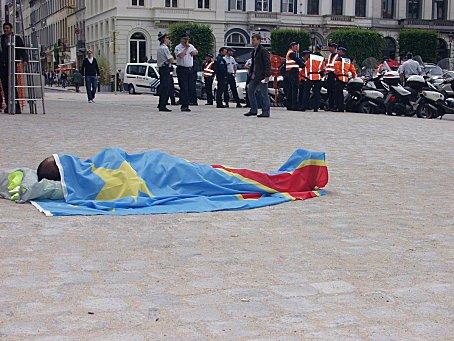 GRANDE MARCHE CE SAMEDI 9 OCTOBRE 2010 A 14 HEURES - BRUXELLES/MATONGE - EN LA MEMOIRE DU PATRIOTE ARMAND TUNGULU