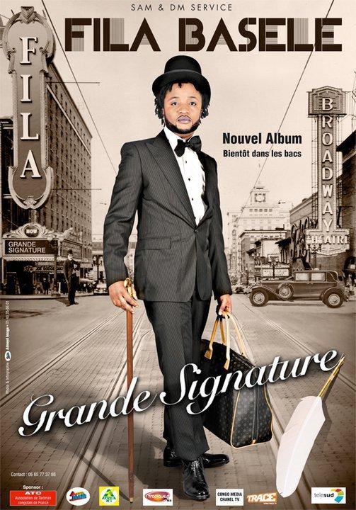 """NeauVeautE : FILA BASELE/ CLIP """"3 HEURES""""/ EXTRAIT ALBUM GRANDE SIGNATURE/ DISPONIBLE PROCHAINEMENT."""