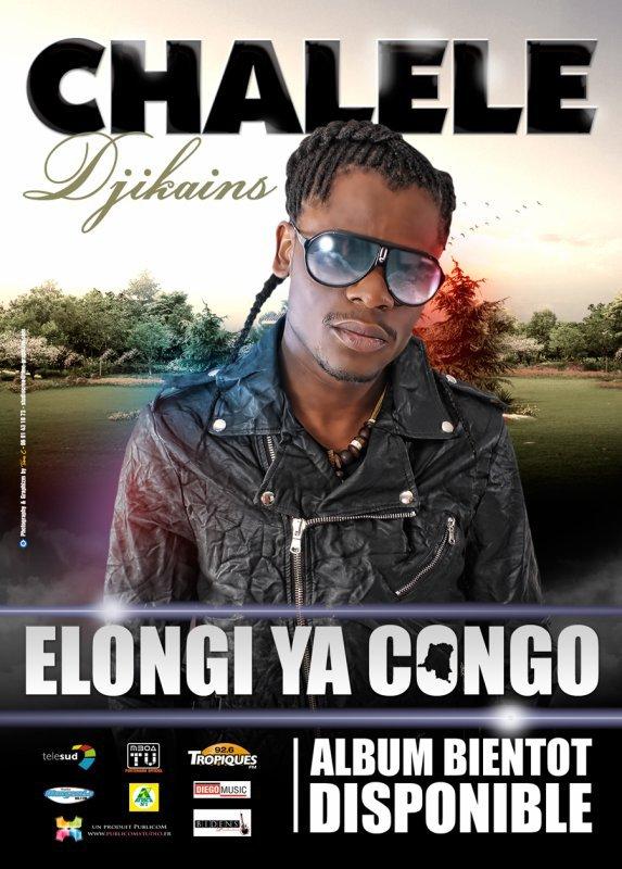 "CHALELE DJIKAINS/ NEAUVEAUTE CLIP - SOFELE/ EXTRAIT MAXI-SINGLE ""ELONGI YA CONGO""/ PROCHAINEMENT DISPONIBLE"