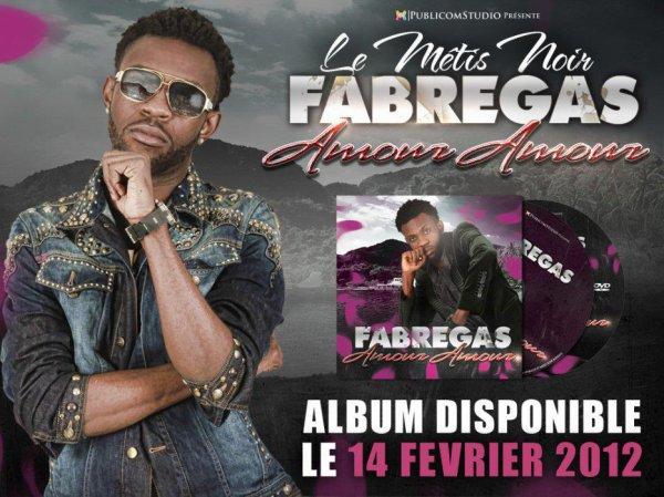 """CONFERENCE DE PRESSE) FABREGAS """"METIS NOIR""""/ PRESENTATION OFFICIEL DE L' ALBUM """"AMOUR AMOUR"""""""
