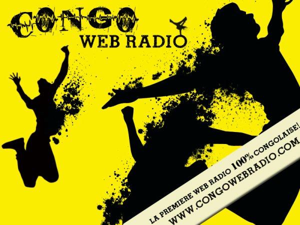 CONGOWEBRADIO.COM - ÉCOUTEZ LA MUSIQUE CONGOLAISE 24/24