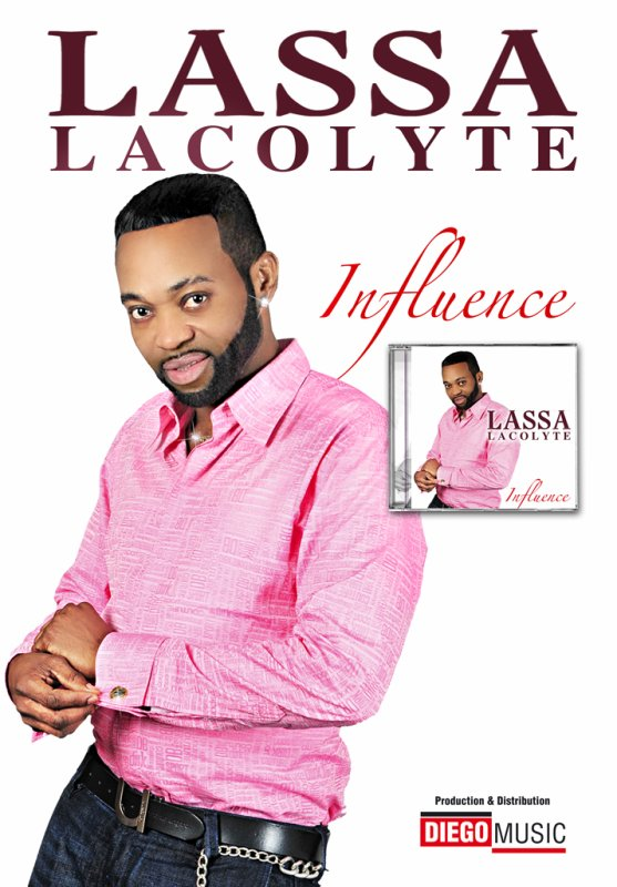 LASSA LACOLYTE (Salvé Maté) NOUVEL ALBUM INFLUENCE - SORTIE LE 13 JUILLET 2012