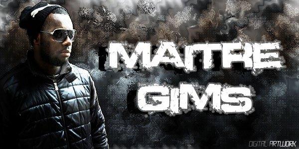 Le rappeur Maitre Gims vient d'annuler sa série de concerts prevue en Avril 2015