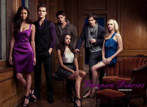 "→ Article O2""».  Vampire Diaries. ❤"